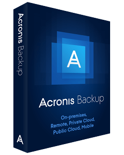 Acronis Backup 12.5 Mac Workstation